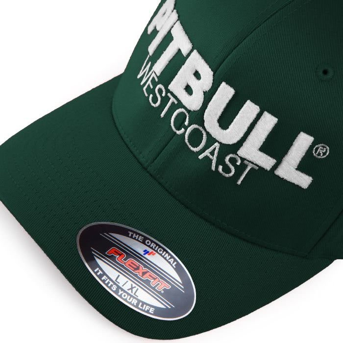 ff4a2fe8f54820 Pit Bull Full Cap Classic TNT Zielony Kliknij, aby powiększyć ...