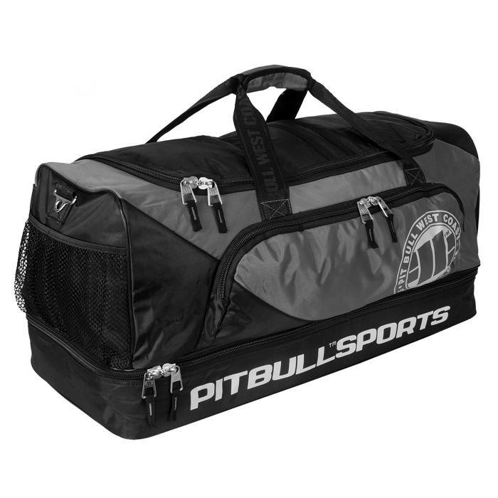 7cfbd85c55cc4 Pit Bull Torba Treningowa PB Sports II Szara Kliknij