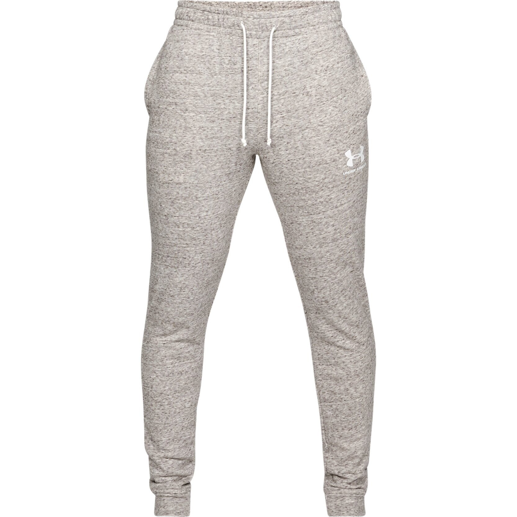 a5f91e4a1a8de9 Kliknij, aby powiększyć · Under Armour Spodnie Dresowe Sportowe SPORTSTYLE  TERRY JOGGER Szare