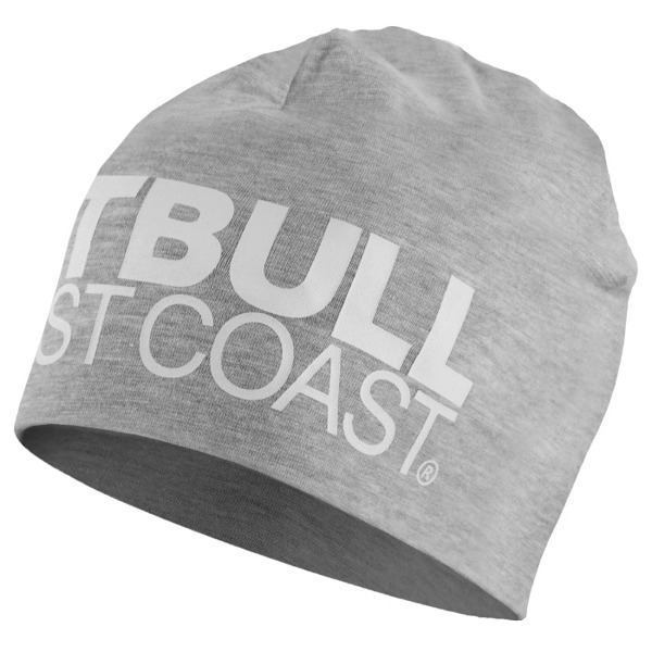 Czapka Pit Bull Beanie TN Szary