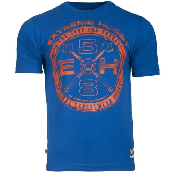 Extreme Hobby Koszulka Rebel Niebieska
