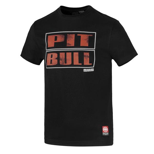 Pit Bull Koszulka Euclid Czarna