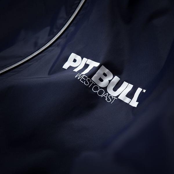 Pit Bull Kurtka przeciwdeszczowa ATHLETIC VII Granatowa