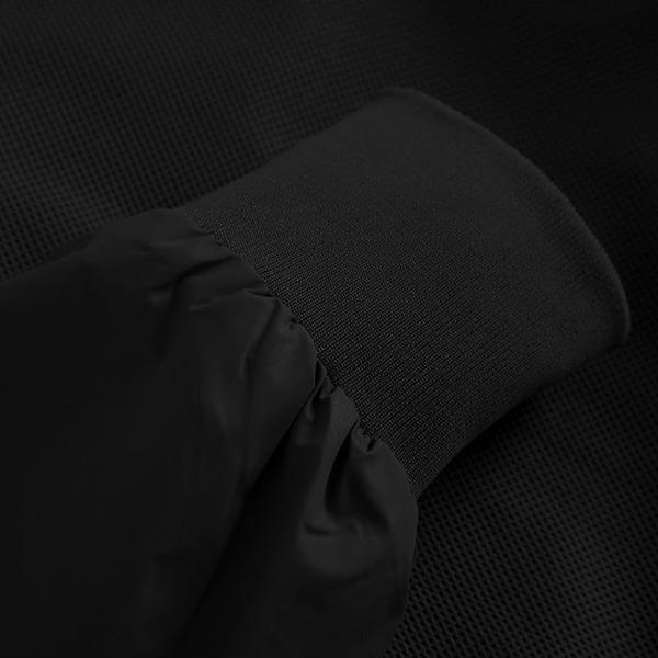 Pit Bull Kurtka przeciwdeszczowa ATHLETIC VIII Czarna