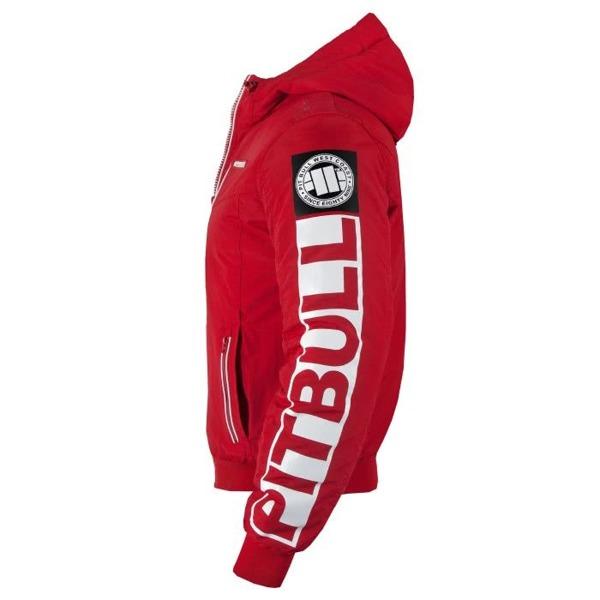 Pit Bull Kurtka CABRILLO III Czerwona