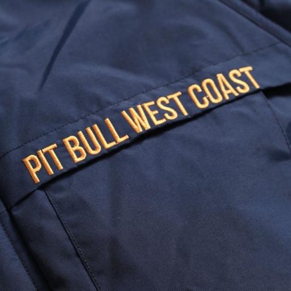 Pit Bull Kurtka zimowa GUNNER 2 Granatowa