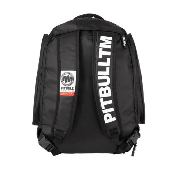 Plecak sportowy Pit Bull średni ESCALA Czarny