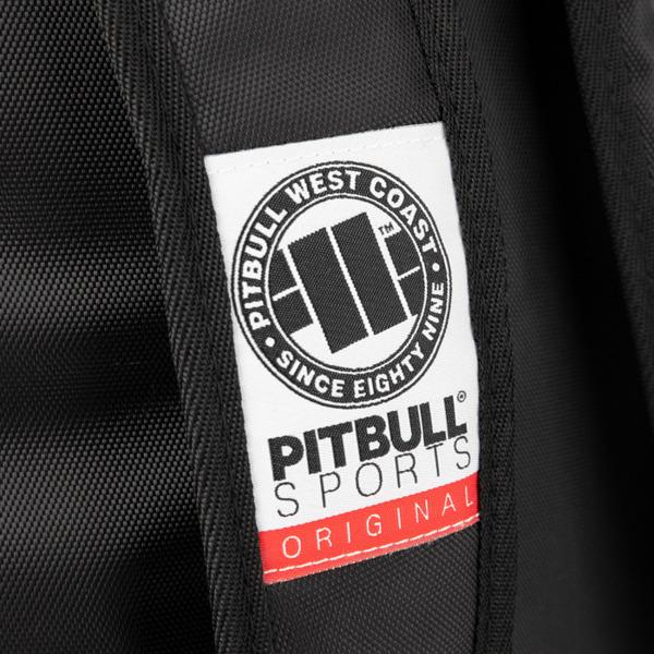Plecak sportowy Pit Bull średni ESCALA Czerwony