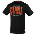 Pit Bull Koszulka OUT OF CONTROL Czarna